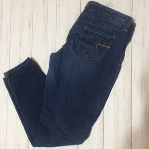 American eagle size 16 stretch jeans